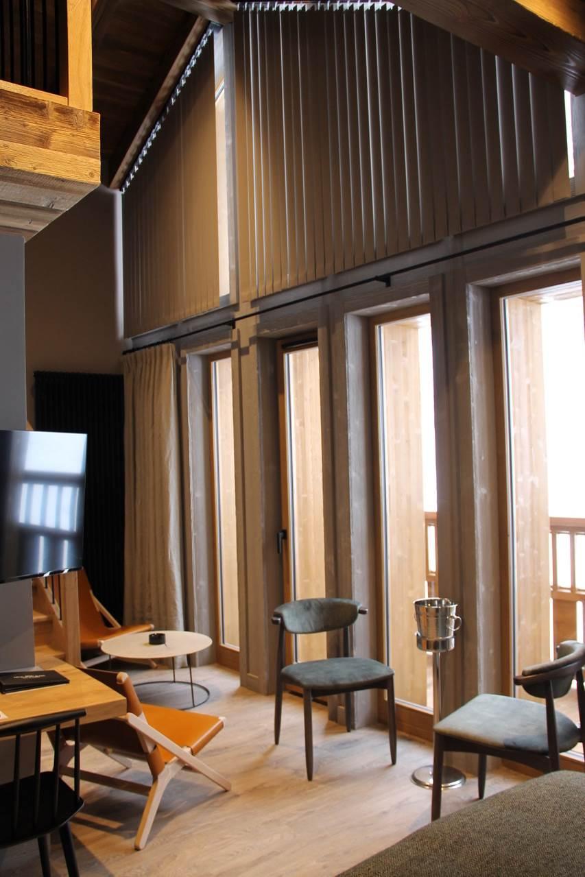 Suite Mont Blanc mezzanine